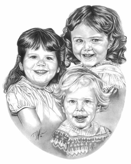 Smith Kids. 16x20