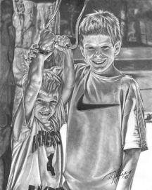 Steen Kids. 16x20